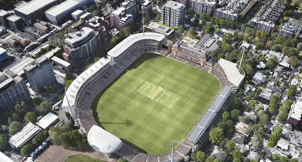 Populous Gets Ok For Latest Phase Of Lord S Cricket Ground