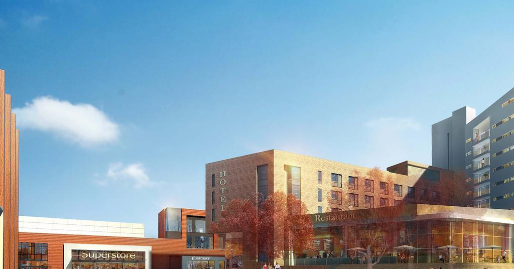 Longbridge Regeneration Submitted For Planning News