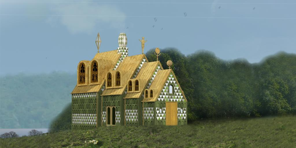 Fat And Grayson Perry Win Approval For Controversial House