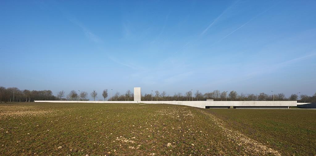 Kortrijk Crematorium By Souto De Moura Arquitectos And