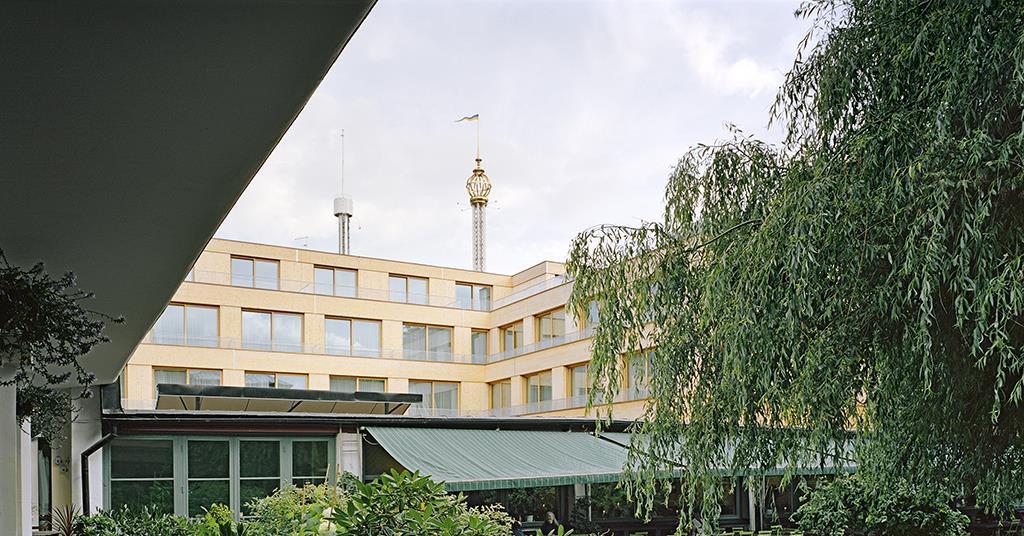 Hotel At Djurg 229 Rden Stockholm By Johan Celsing