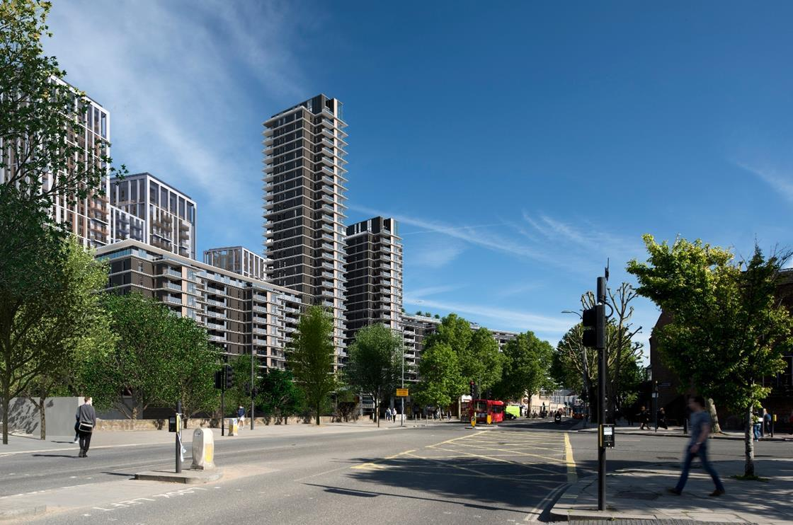 Pilbrow And Partners White City Towers Get Green Light