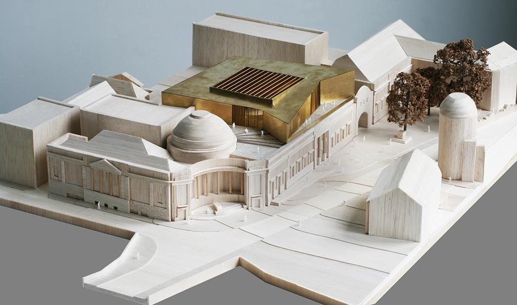 Gareth Hoskins 163 30m Aberdeen Art Gallery Proposal Tipped