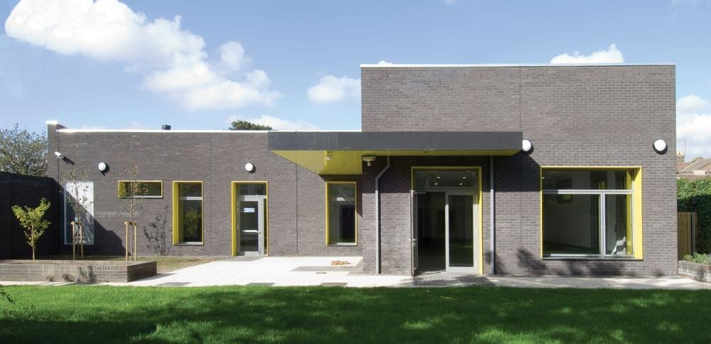 Chandos East Community Centre Newham By Adams And