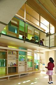 Book Box, Coffey Architects