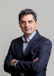 Tim Bowder-Ridger of Conran and Partners
