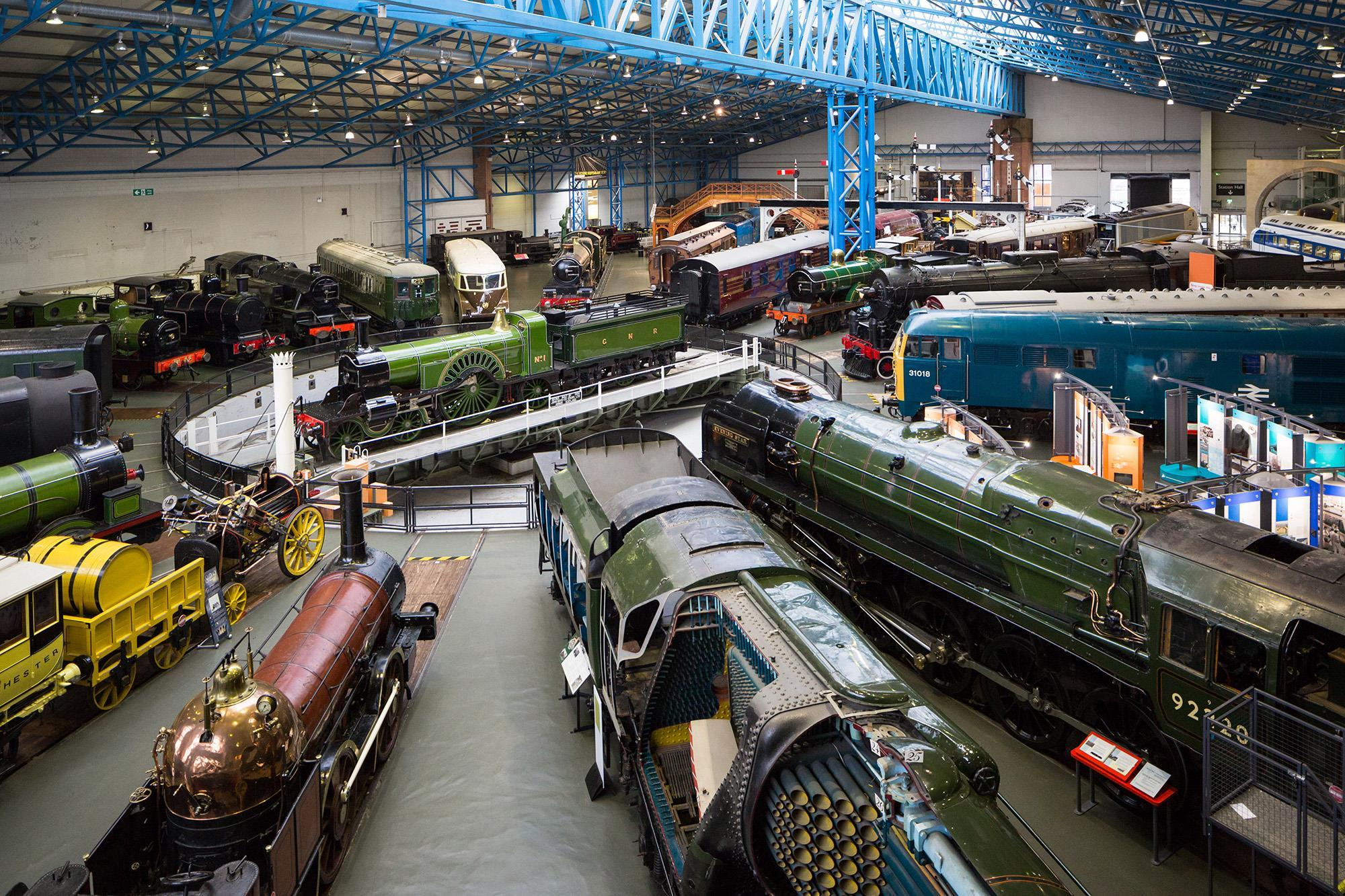 National Railway Museum seeks architect for £12m revamp ...