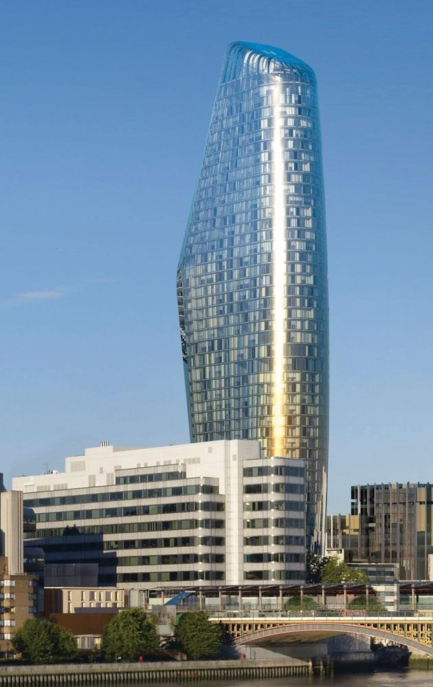 Boomerang Flies Into Administration News Building Design