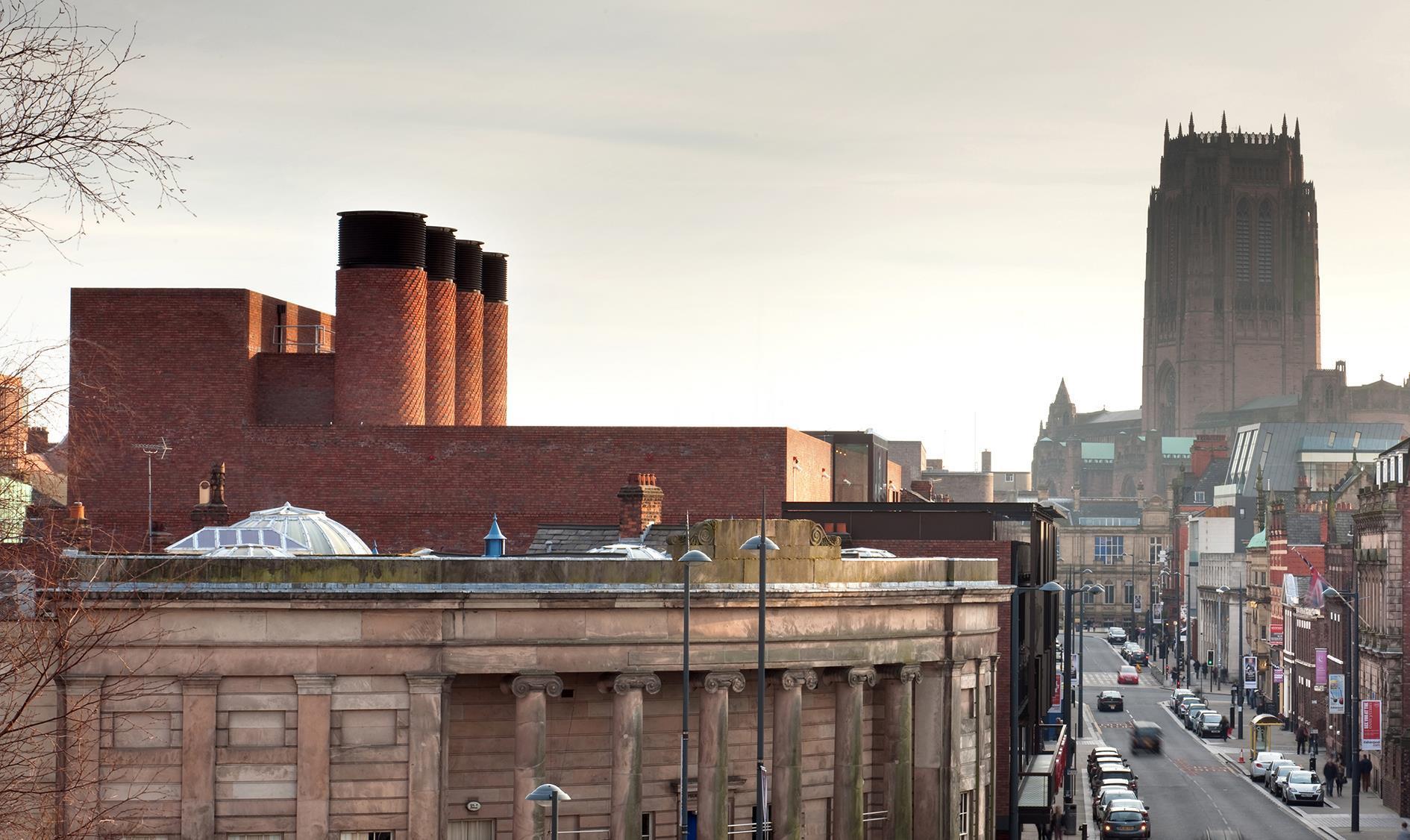 Everyman Theatre Liverpool By Haworth Tompkins