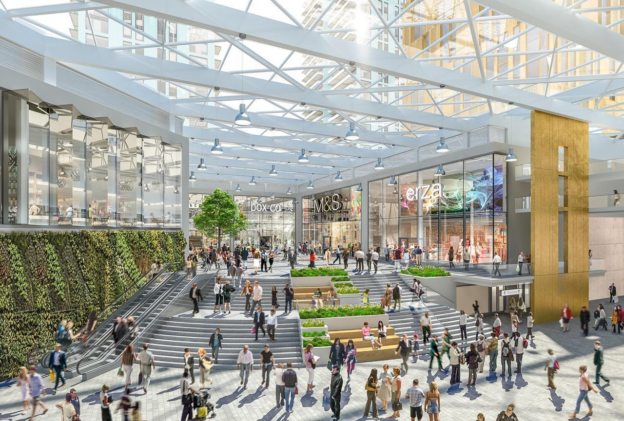 Benoy Wins Planning For Woking Towers News Building Design