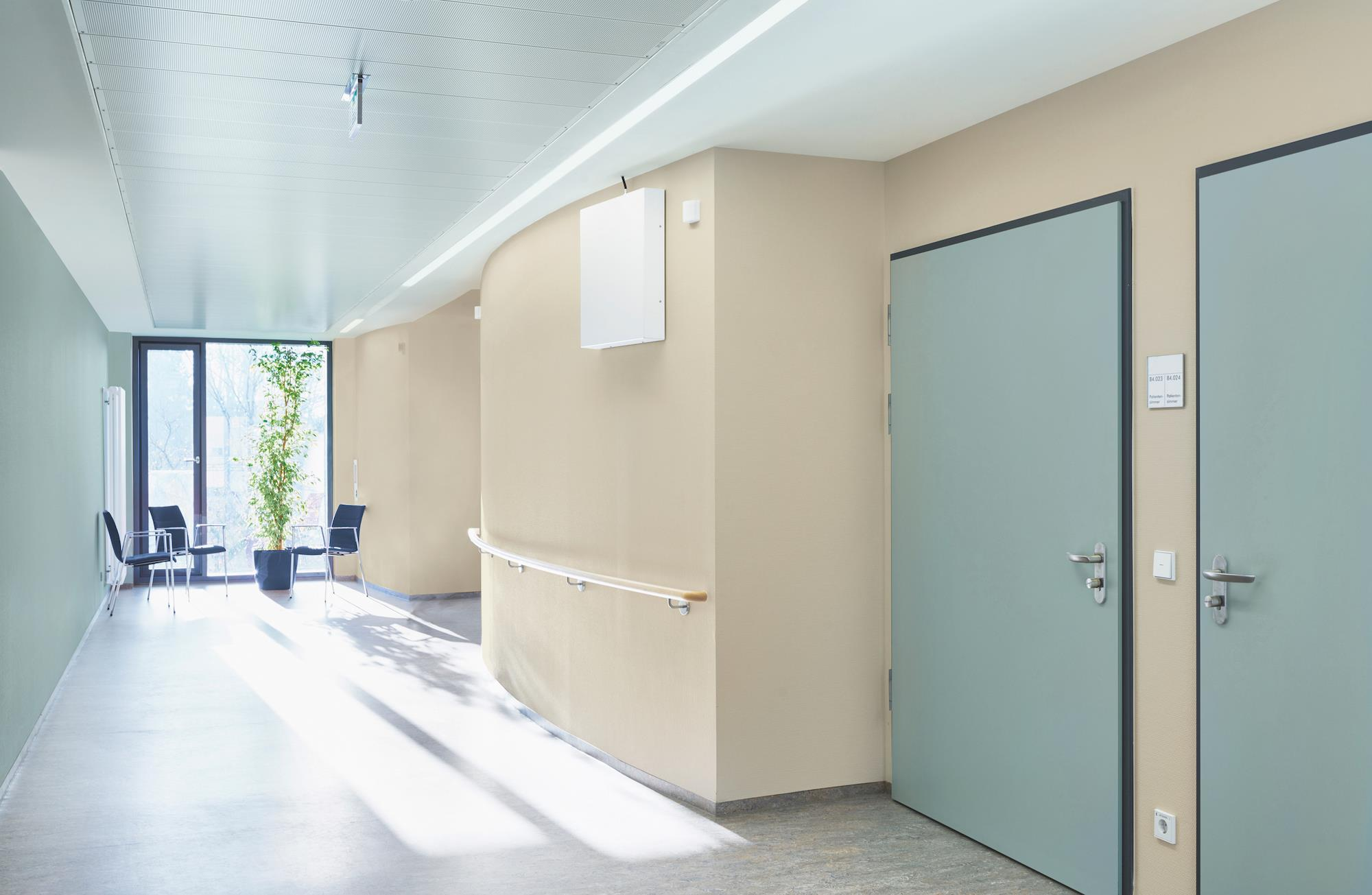 Corridor Design Color: CPD 6 2018: Colour-considered Design For The Visually