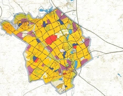 Milton Keynes The Making Of A Suburban Dream Opinion