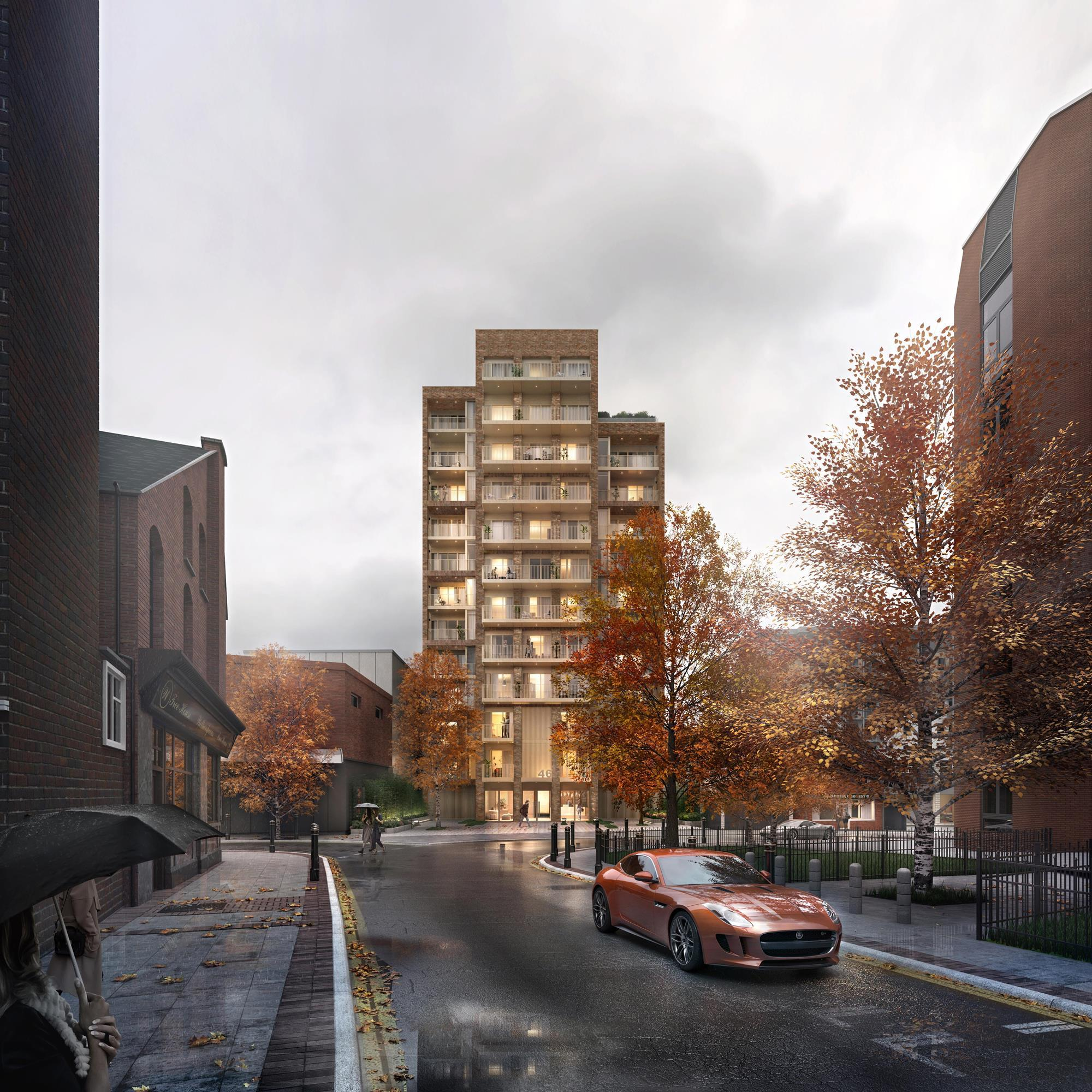Broadway Malyan Cleared For Woking Block News Building