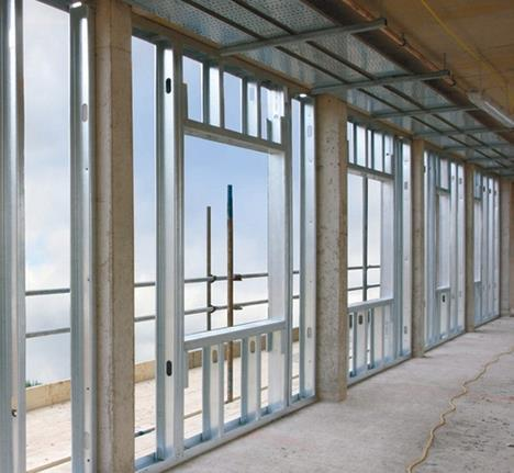 Structural Metal Sections By Metsec Features Building