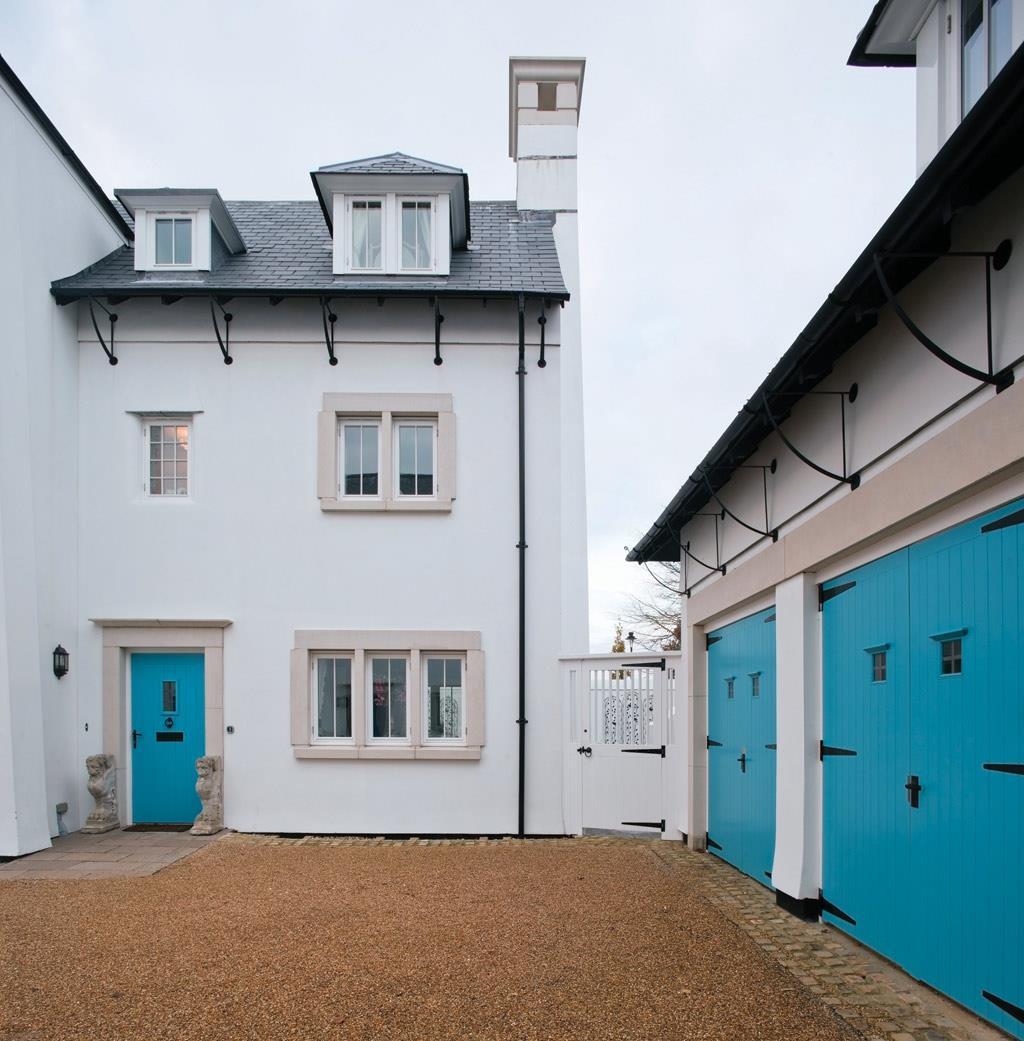 St Francis Apartments Birmingham Al: Poundbury Houses At St John's Way By Francis Roberts