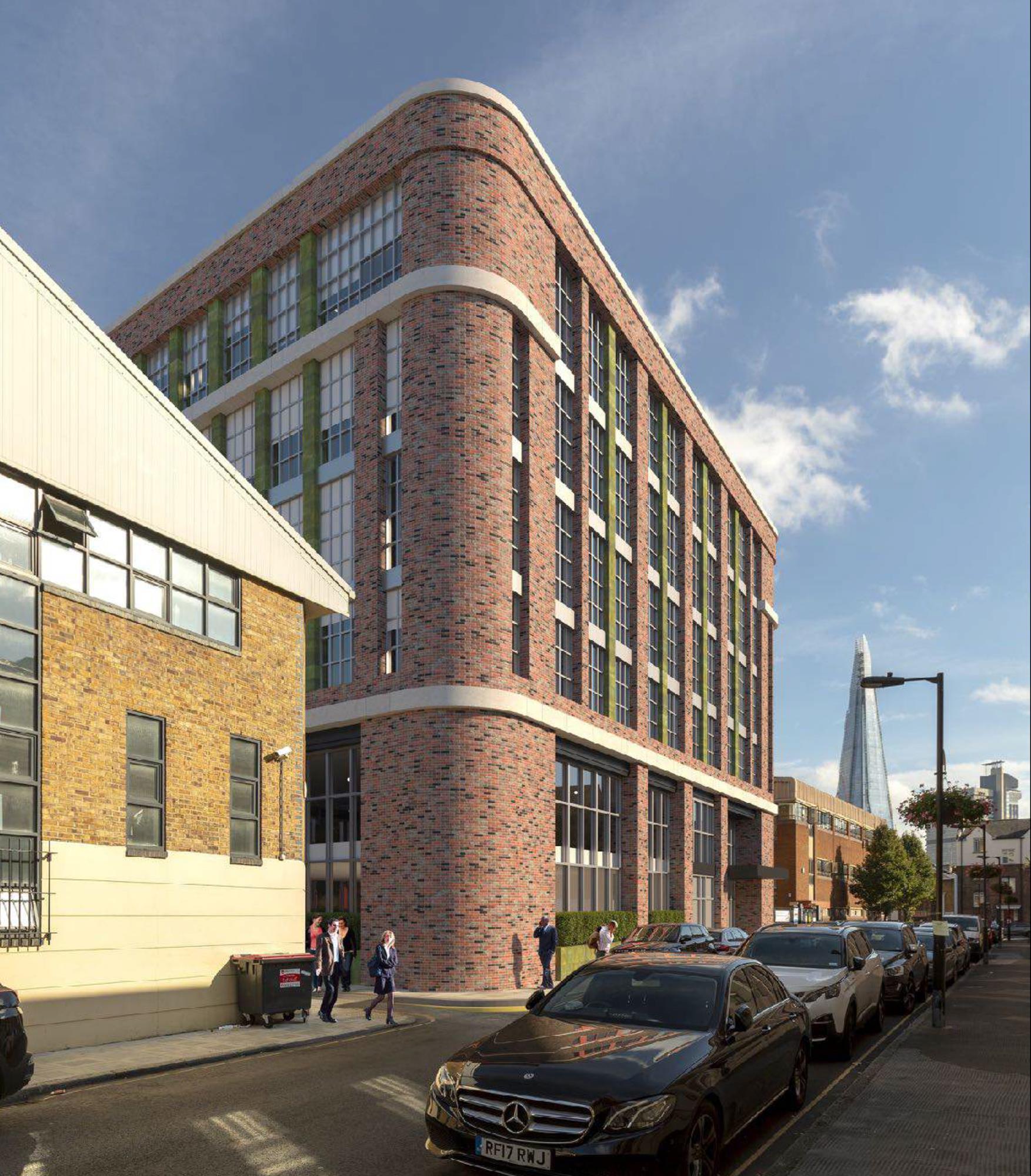 Foundation Architecture Set For Southwark Green Light