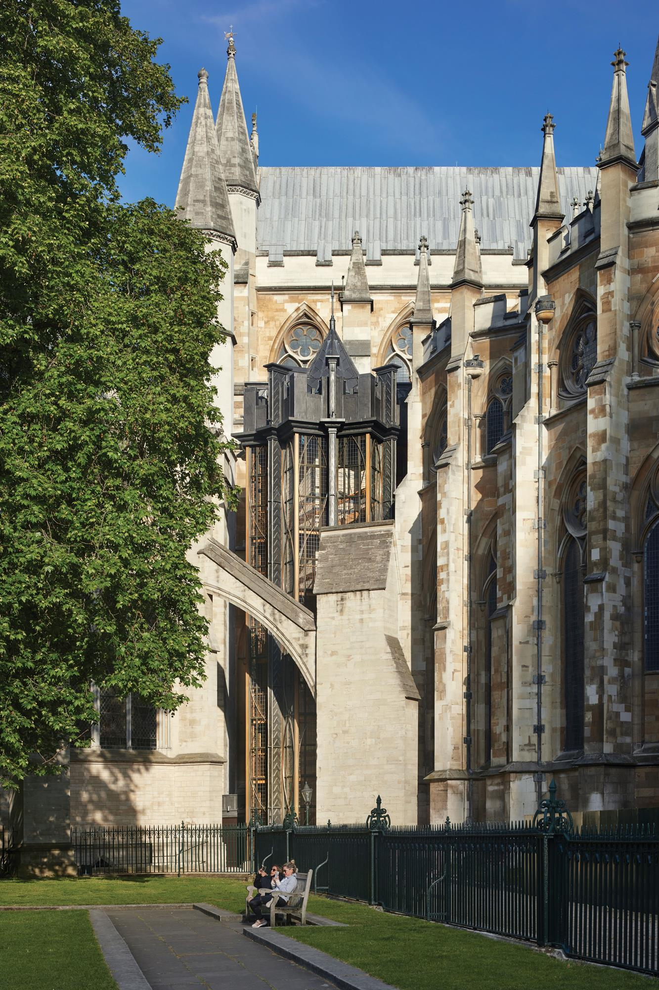 Building Study Westminster Abbey London By Ptolemy Dean