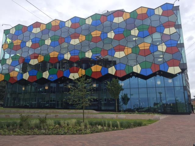 Carbuncle Cup One Smithfield Stoke On Trent By Rhwl