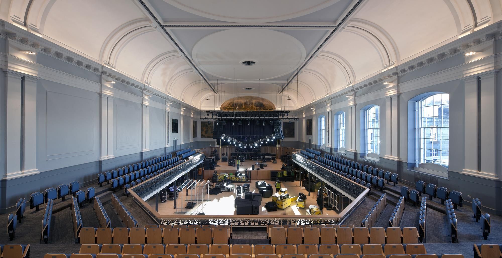 Bdp Completes Aberdeen Music Hall Refurb News Building