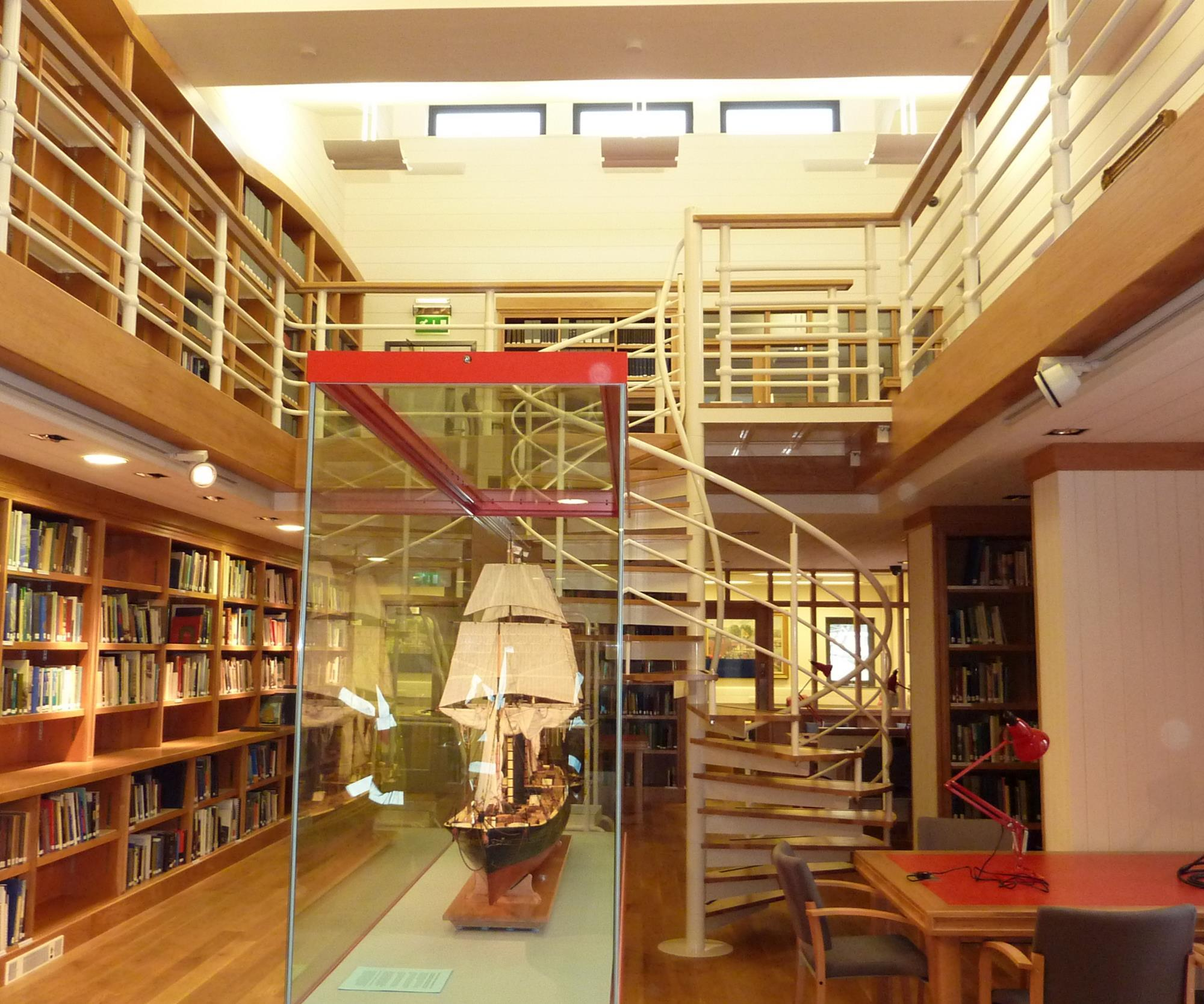 New Brunel library opens in Bristol | News | Building Design
