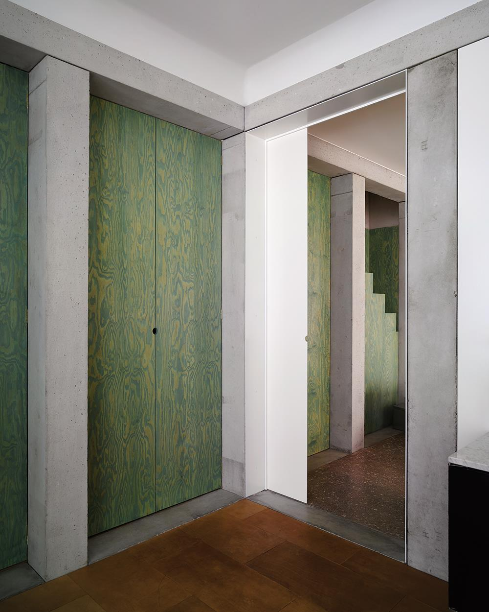 Villa Schor, Brussels, By Office Kersten Geers David Van