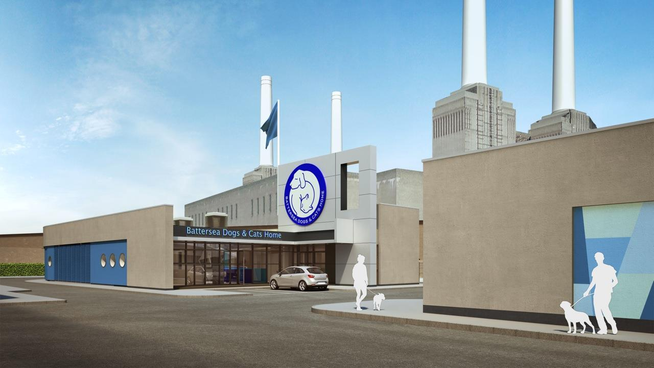 Jonathan Clark Architects Takes The Lead At Battersea Dogs
