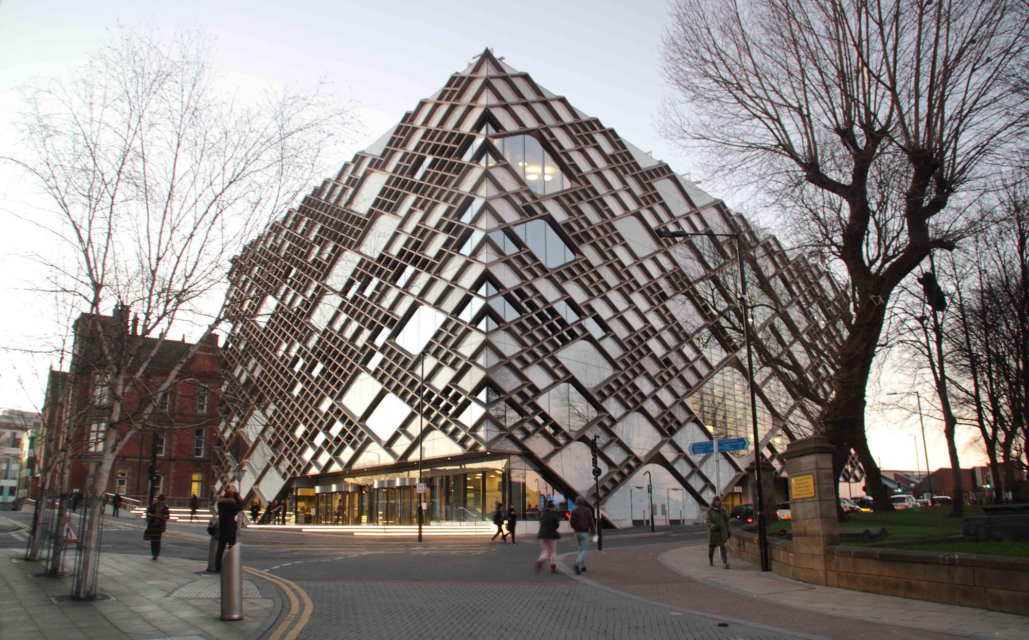Carbuncle Cup The Diamond University Of Sheffield By