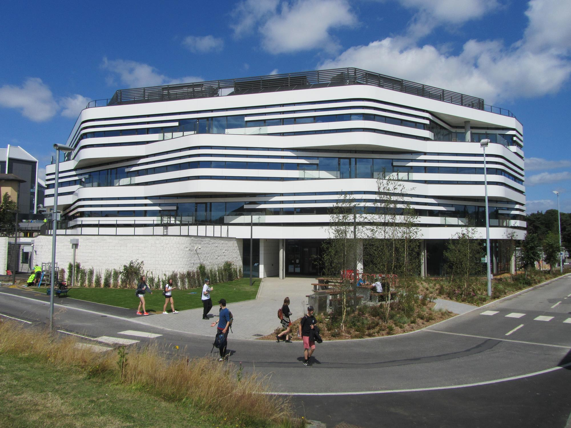 Image result for buildings bournemouth university black and white