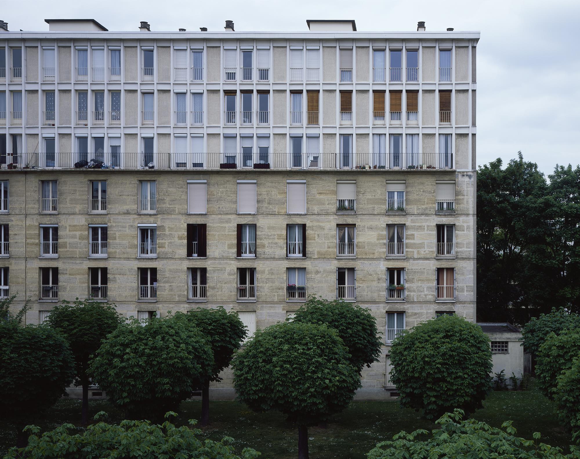 Fernand pouillon master of the modern middle class for Msc modern building design