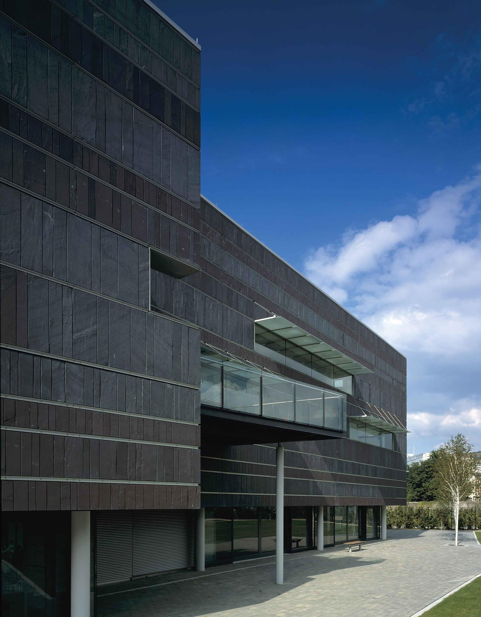 Cpd 1 2019 Welsh Slate Features Building Design