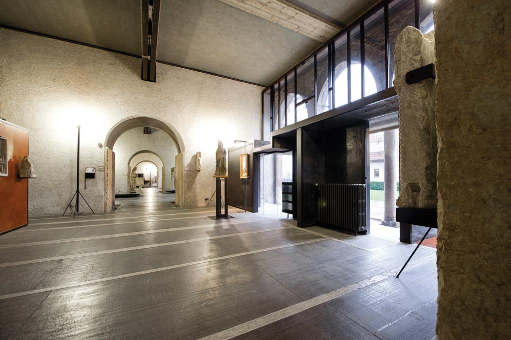 Paul Williams Inspiration Castelvecchio Museum Verona