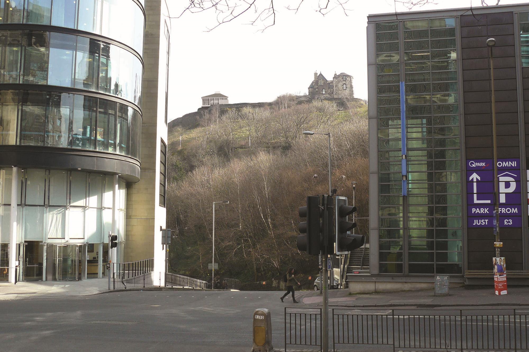 Malcolm Fraser Scheme To Save Edinburgh Landmark News