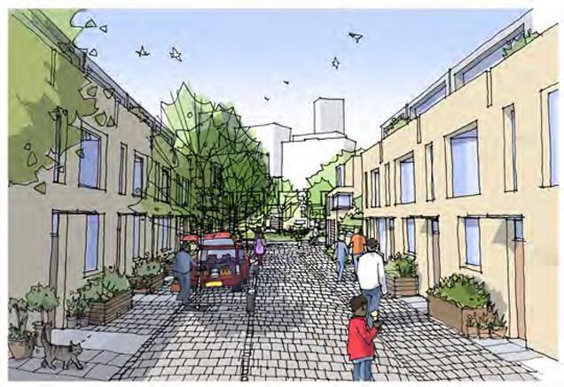 Olympic Legacy Neighbourhood Slammed By Design Council