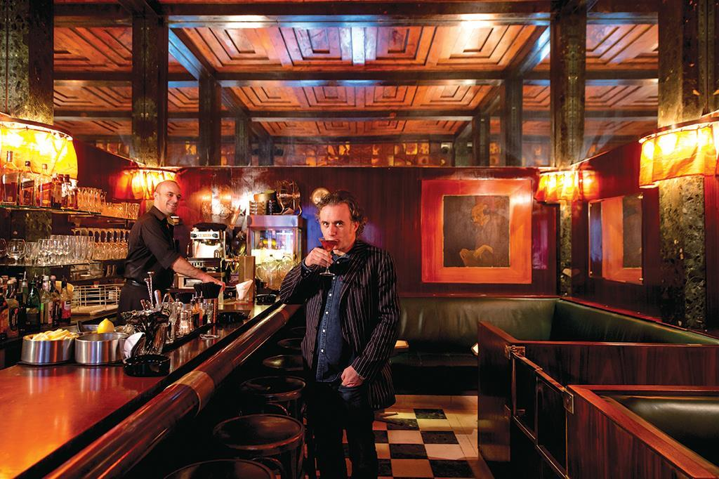 Sean Griffiths Inspiration The American Bar In Vienna By