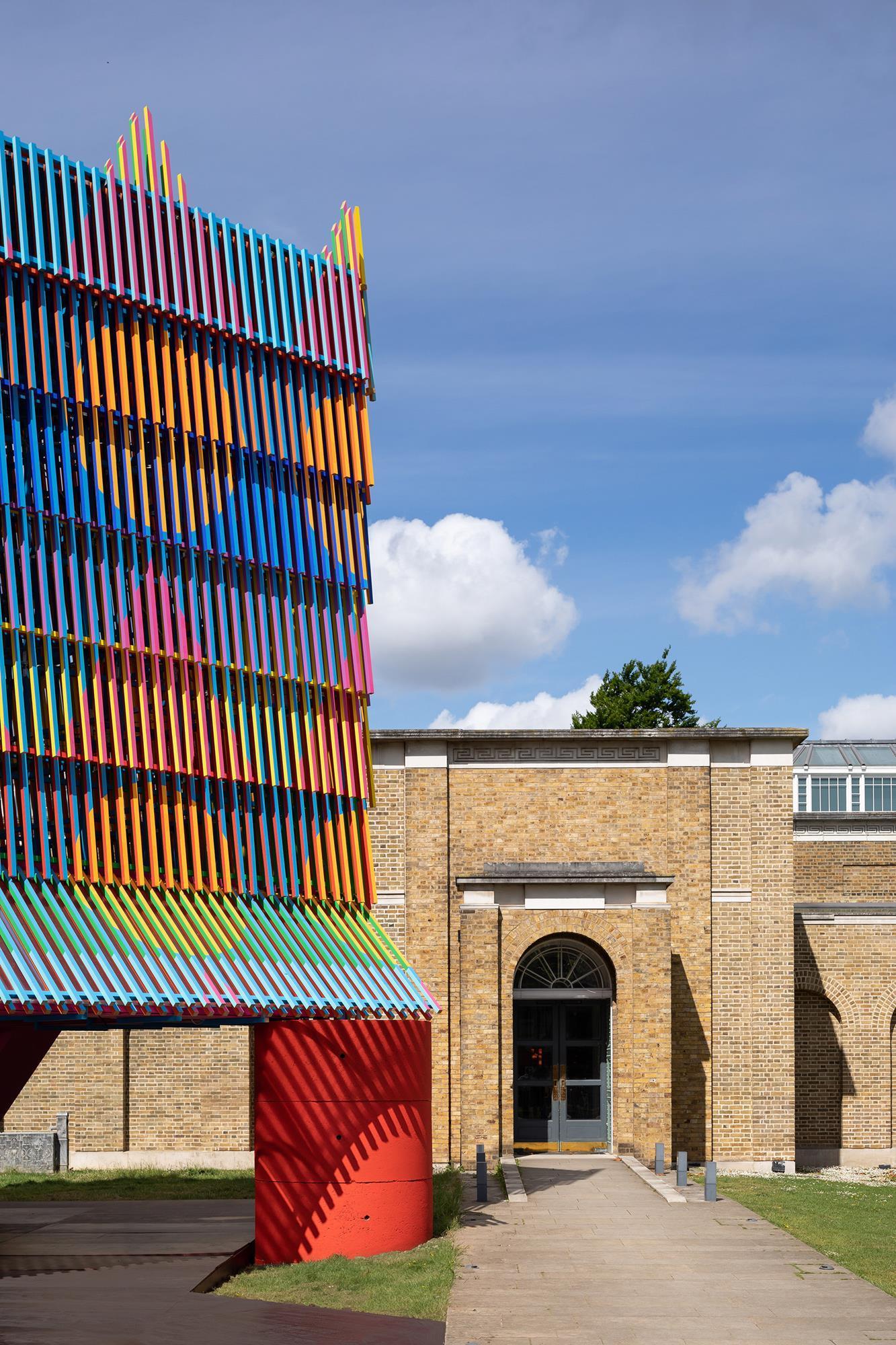 Pricegore S Dulwich Pavilion Completes News Building