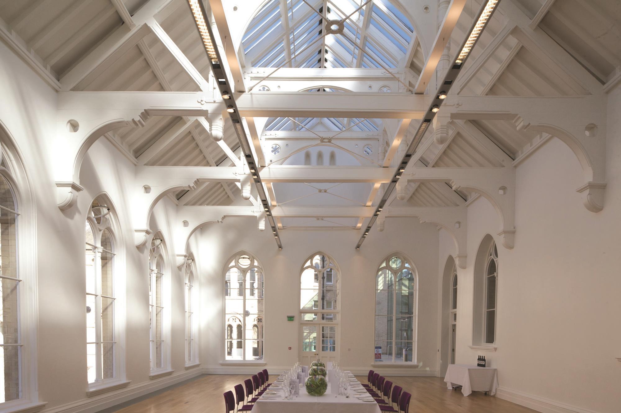 Hopkins Restoration At Nottingham Trent University