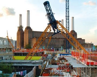 Latest crane collapse ...