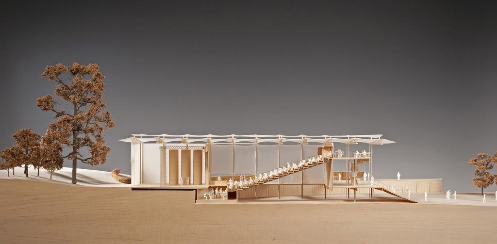 Garsington Opera Pavilion By Snell Associates Technical