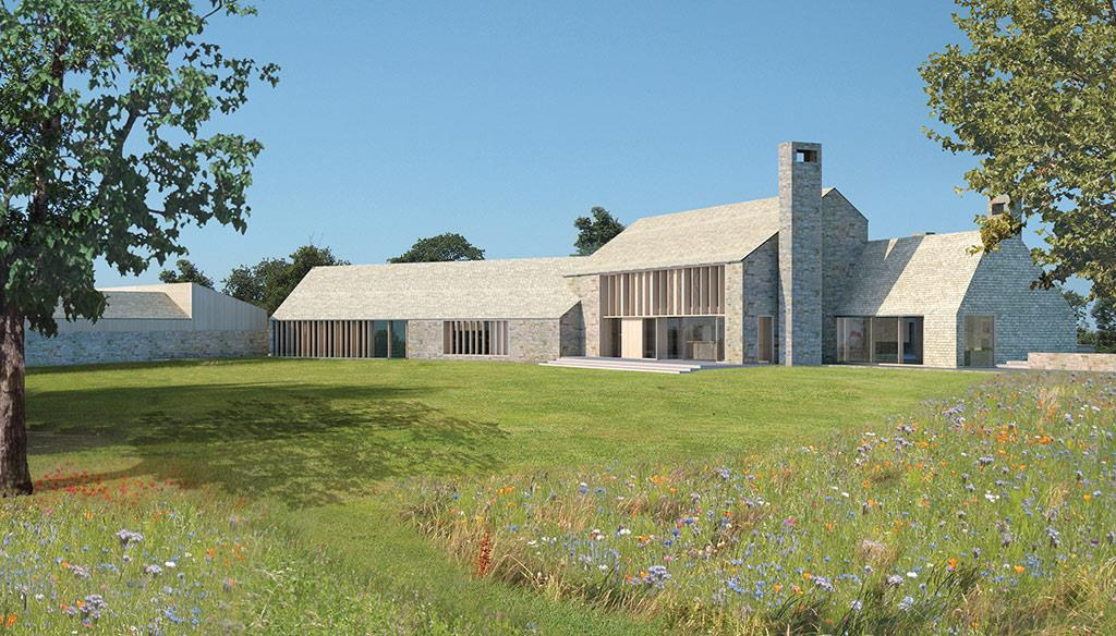 James Gorst Architects Family Home In The Countryside