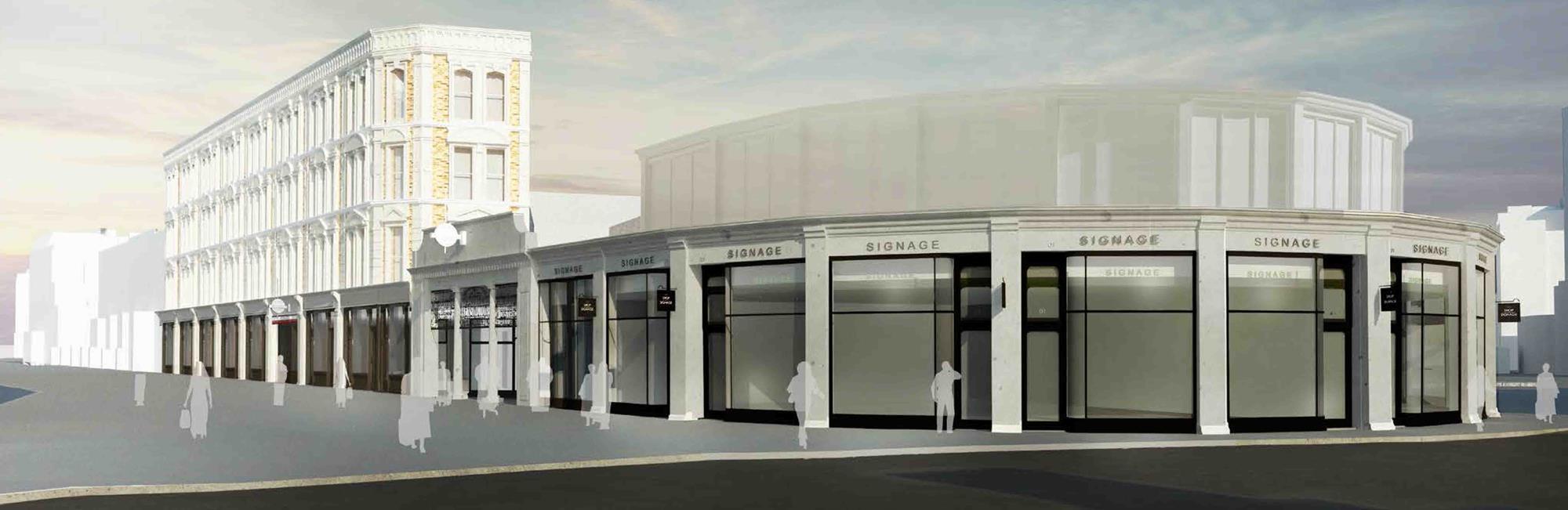 Buckley Gray Yeoman Plans South Ken Tube Development