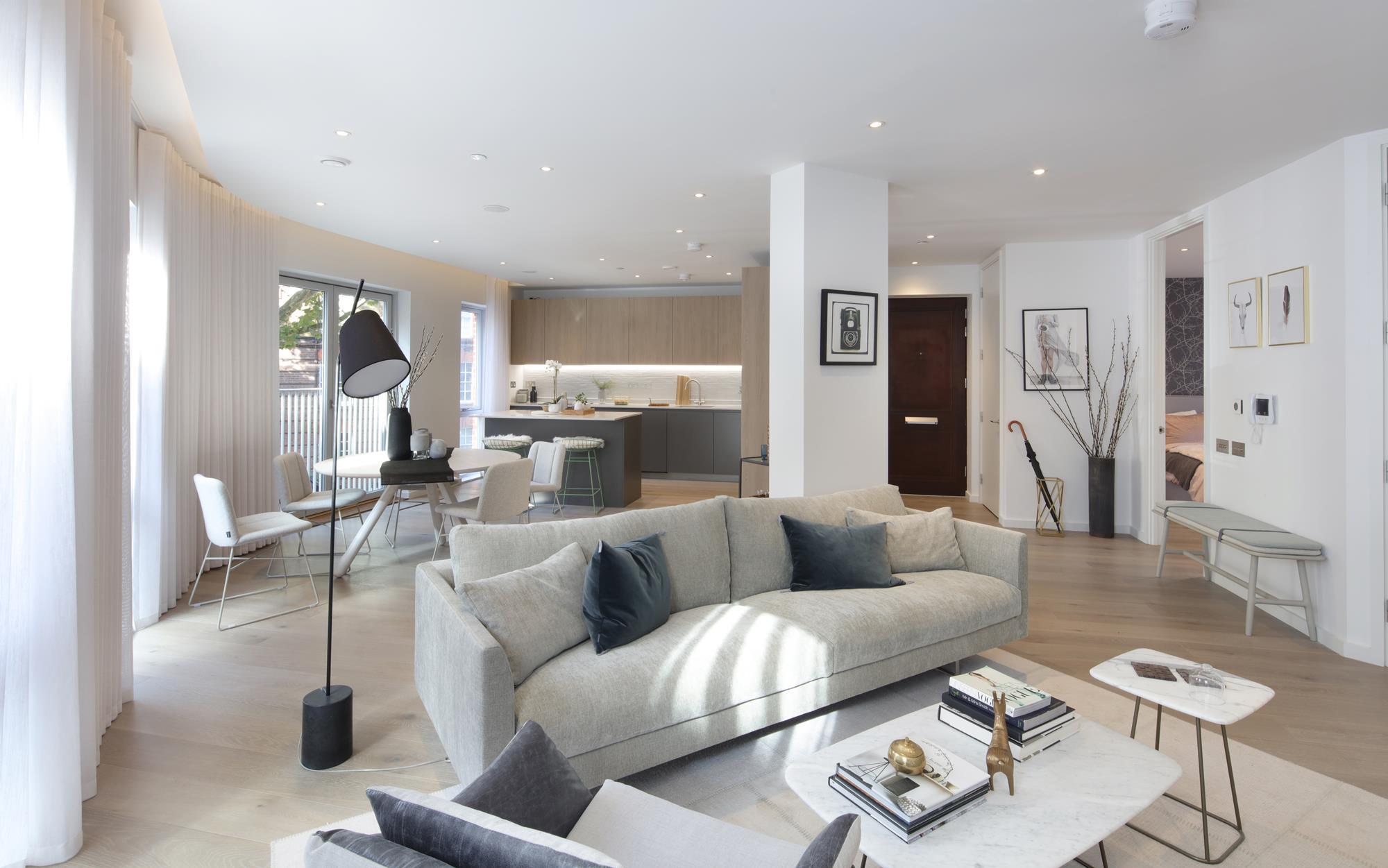 Building Study Bourne Estate London By Matthew Lloyd