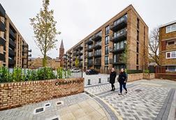 Cobalt Place, south London