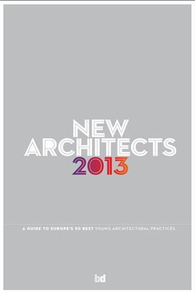 New Architects 2013 cover
