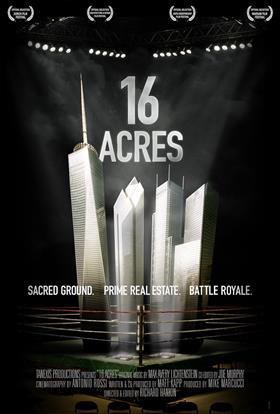16 Acre: the dramatic inside story of the rebuilding of the World Trade Center