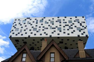 Sharp Centre for Design in Toronto by Will Alsop