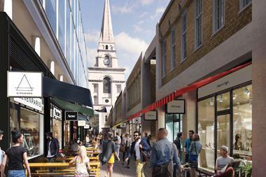 Fosters Market Street proposals