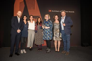 Masterplanning & public realm architect of the year