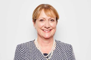 Helen Gordon, chief executive of private landlord Grainger