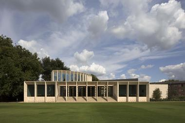 Sultan Nazrin Shah Centre_Worcester College_Oxford by Niall McLaughlin Architects_pic Nick Kane (2)