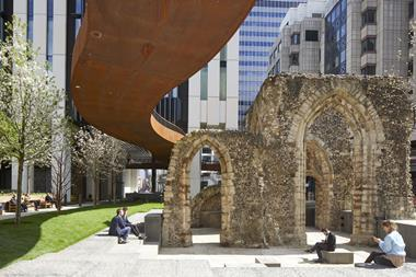 Make's London Wall Place